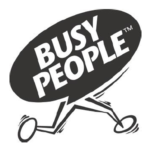 For Busy People